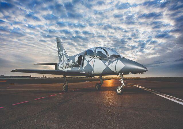 Česky výcvikový letoun L-39 NG