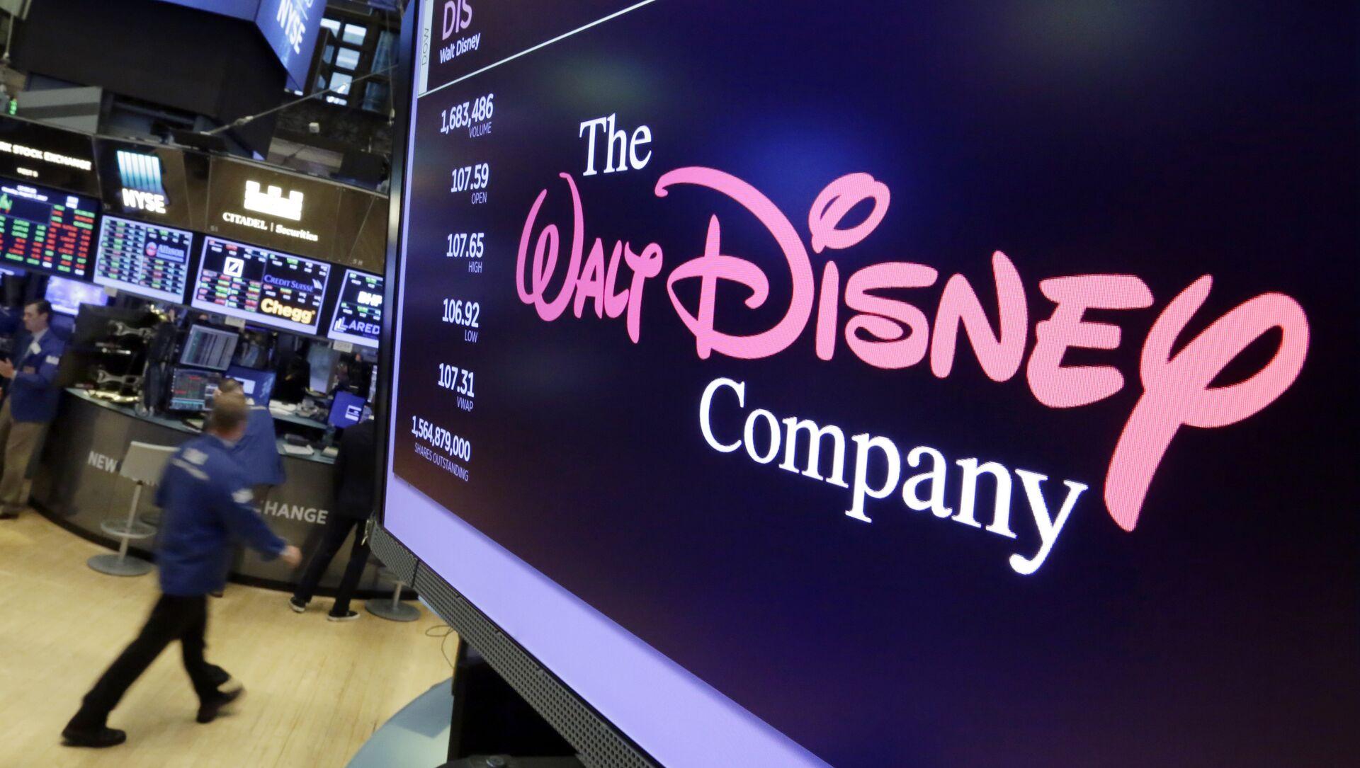 The Walt Disney Company  - Sputnik Česká republika, 1920, 24.01.2021
