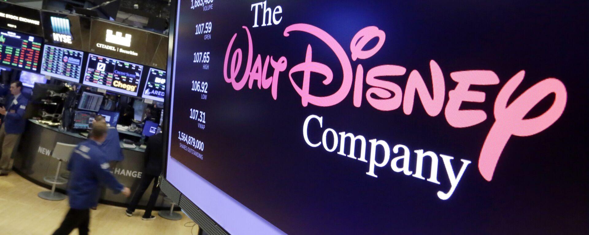 The Walt Disney Company  - Sputnik Česká republika, 1920, 25.07.2021