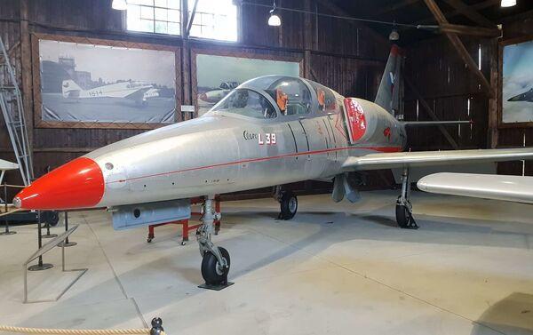 L-39, předchůdce L-39 NG, Letecké muzeum Kbely - Sputnik Česká republika
