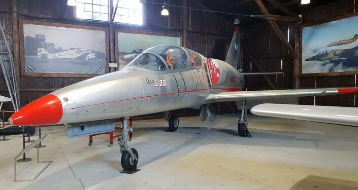L-39, předchůdce L-39 NG, Letecké muzeum Kbely