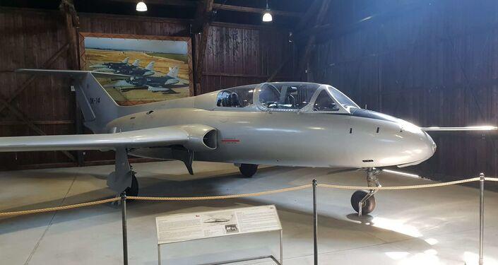 L-29, předchůdce L-39 NG, Letecké muzeum Kbely