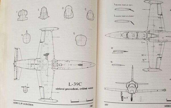 Z Edice Triáda, 1988 - Aero L-39 Albatros - Sputnik Česká republika