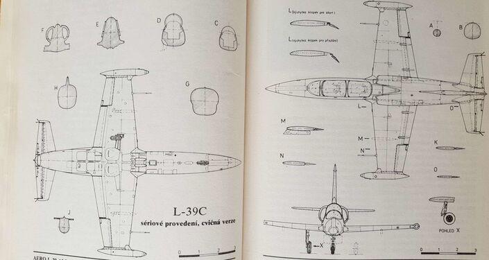 Z Edice Triáda, 1988 - Aero L-39 Albatros