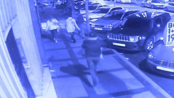 V Turecku ozbrojený muž napadl tři Rusy - Sputnik Česká republika