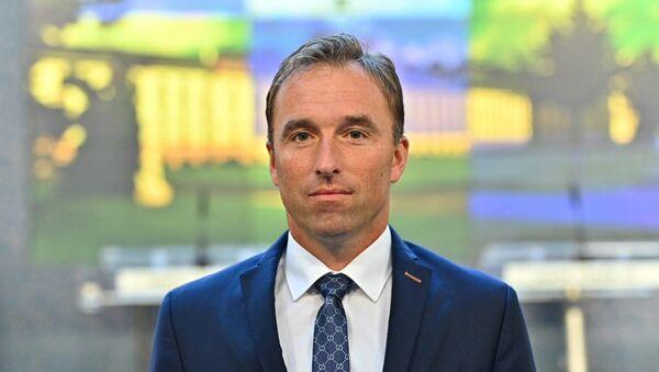 Bývalý poslanec a šéf Národní sportovní agentury Milan Hnilička (za ANO)  - Sputnik Česká republika