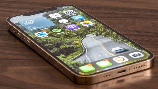 iPhone 12 Pro - Sputnik Česká republika