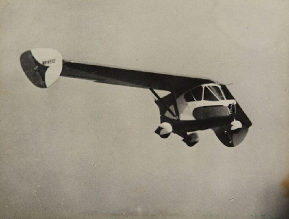 Letající automobil Arrowbile Aeromobile