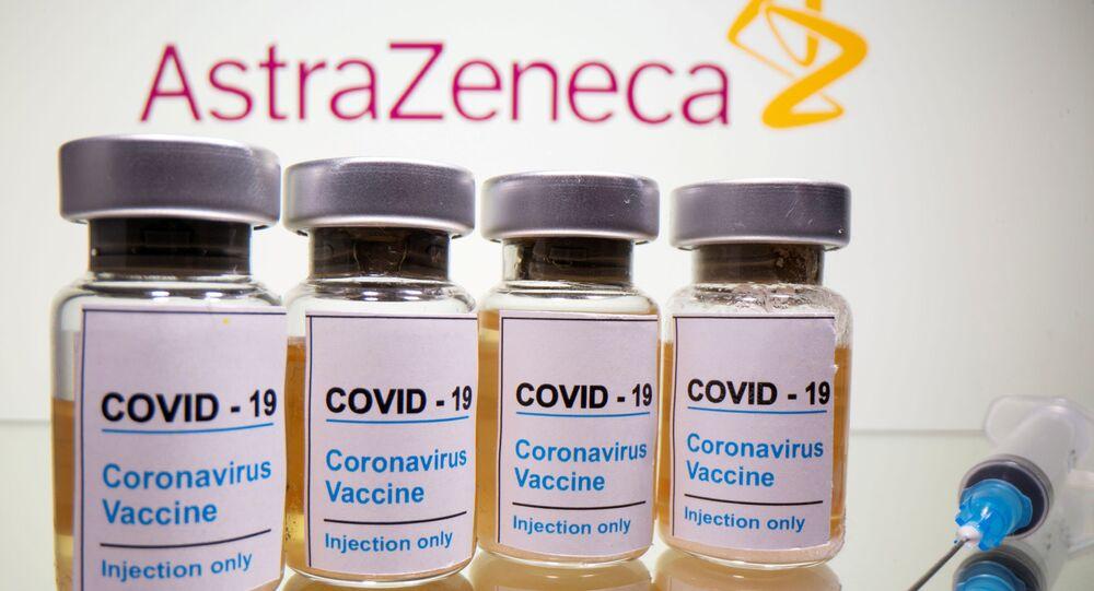 Vakcína proti covidu-19 od společnosti AstraZeneca