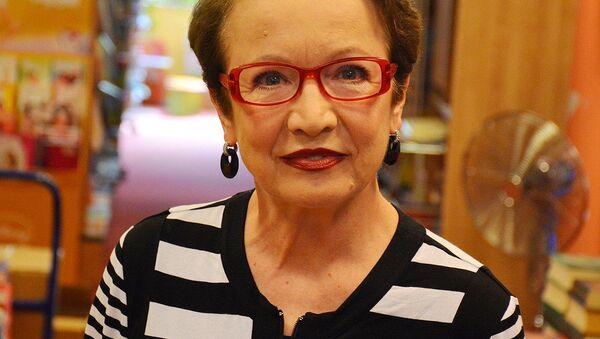 Herečka Hana Maciuchová - Sputnik Česká republika