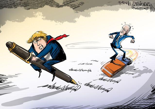 Biden zrušil Trumpovy novinky v oblasti zdravotního pojištění