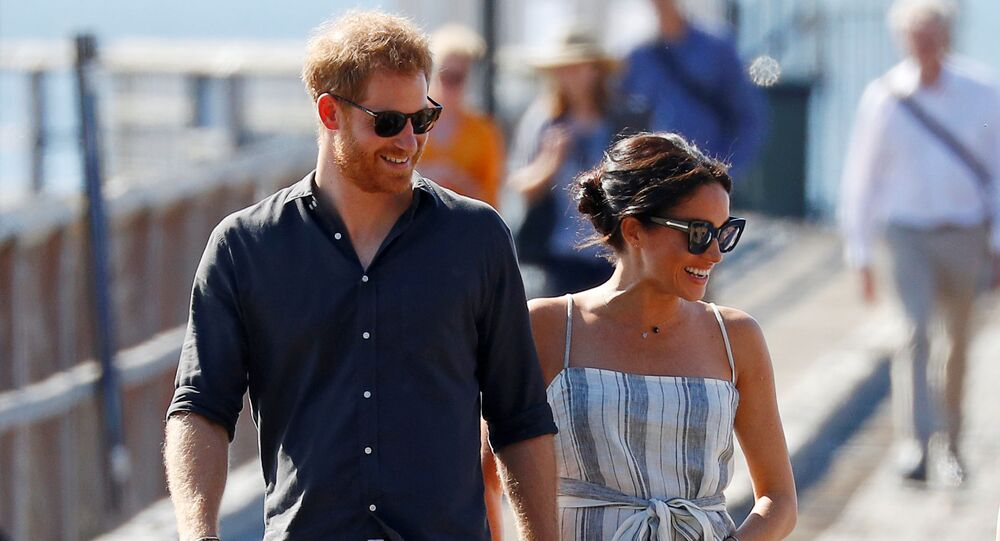 Prince Harry a Meghan