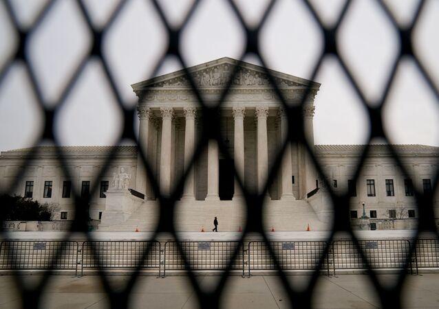Nejvyšší soud Spojených států amerických