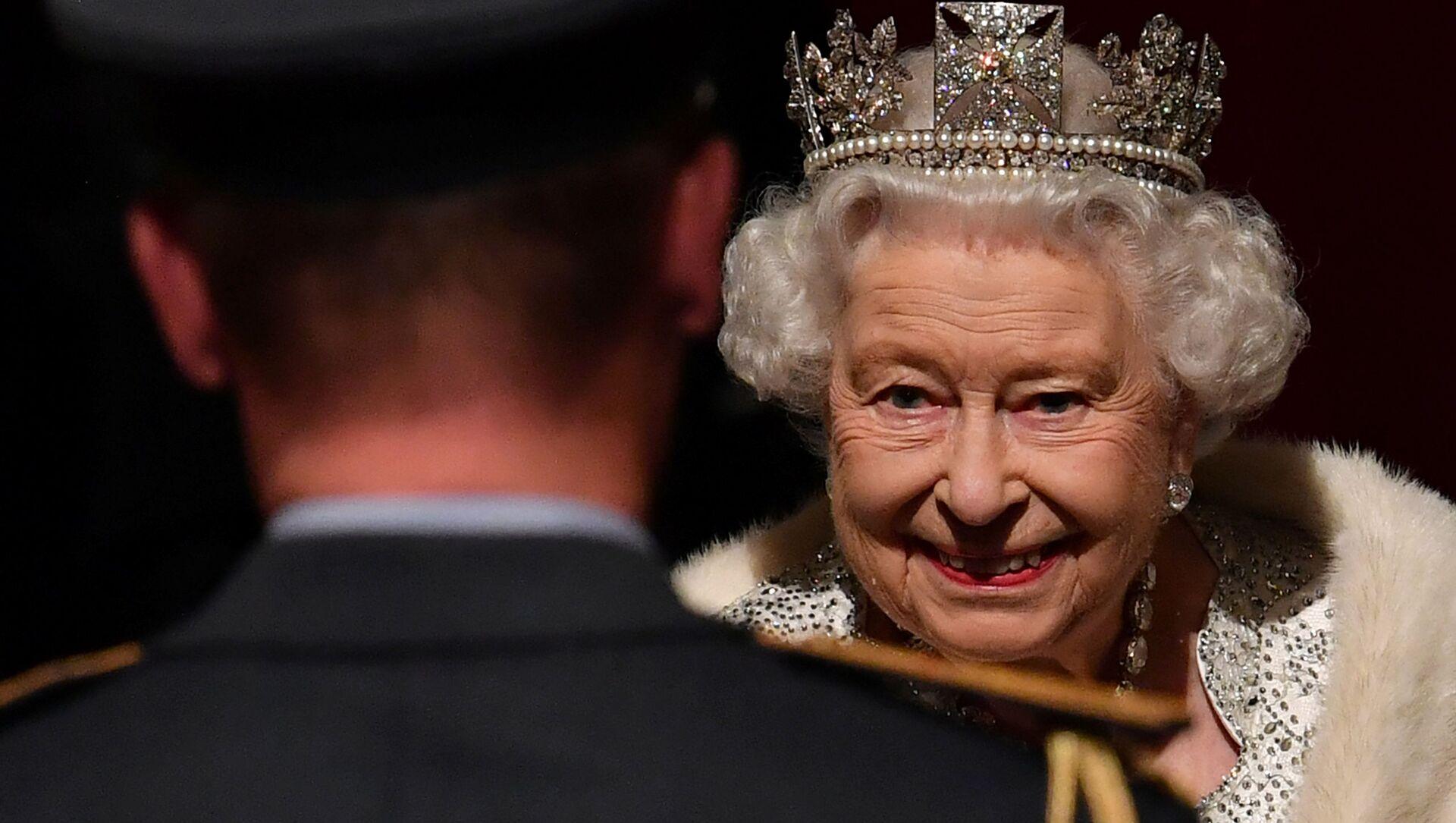 Královna Alžběta II. - Sputnik Česká republika, 1920, 08.04.2021
