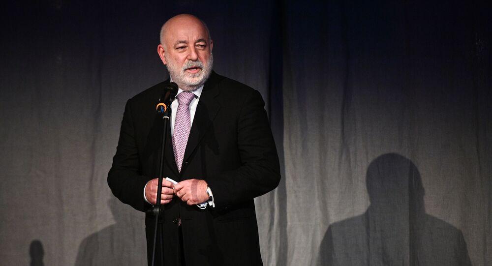 Ruský miliardář Viktor Vekselberg