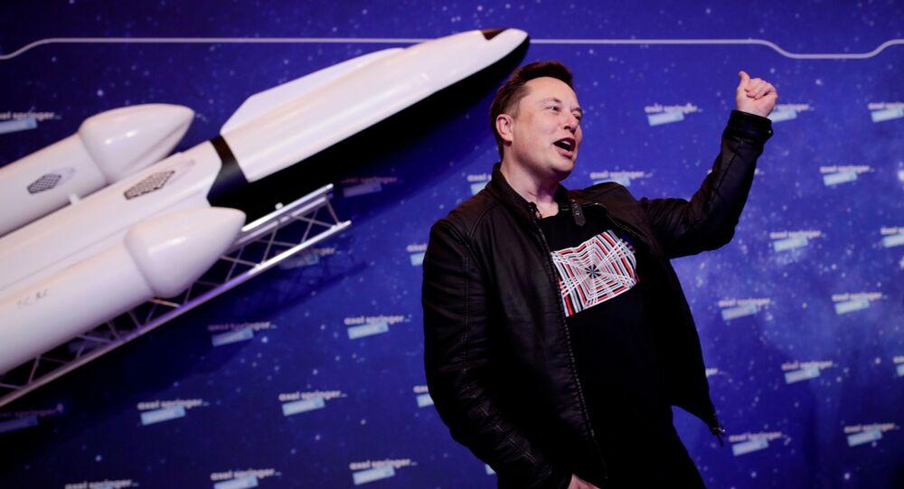 Podnikatel Elon Musk