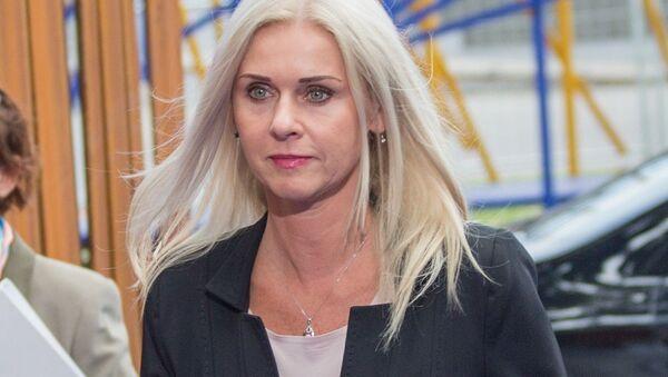 Bývalá tajemnice ministerstva spravedlivosti SR Monika Jankovská - Sputnik Česká republika