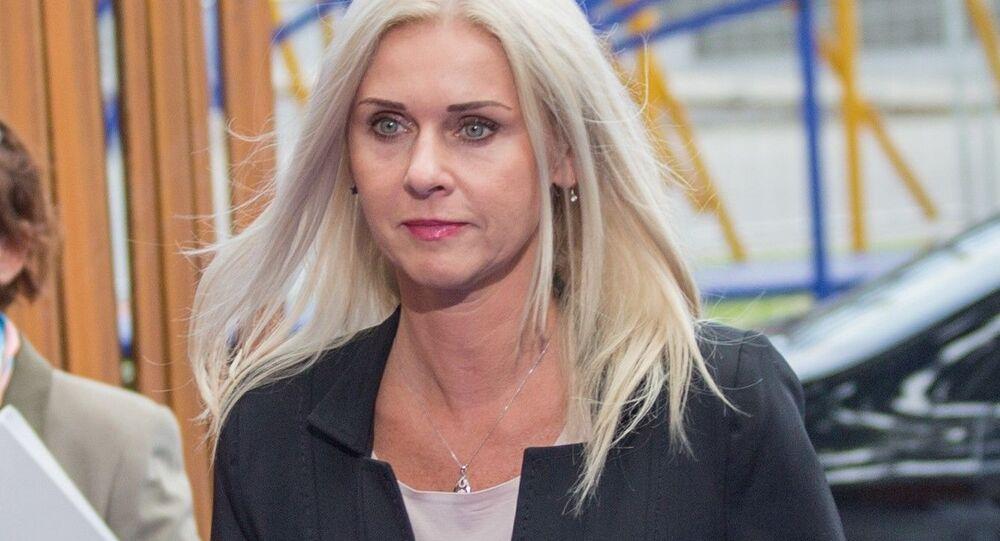Bývalá tajemnice ministerstva spravedlivosti SR Monika Jankovská