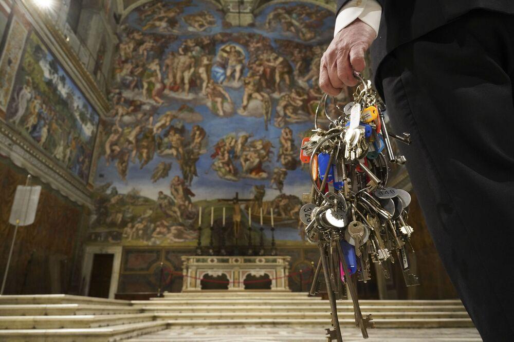 Správce Vatikánského muzea