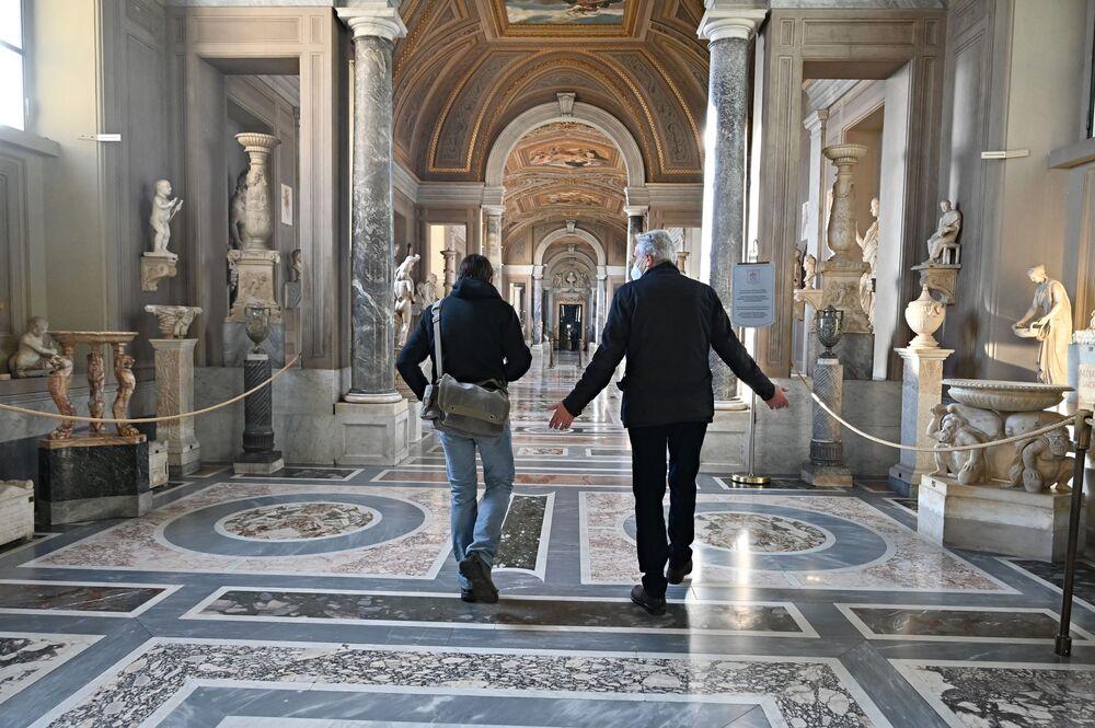 Vatikánské muzeum