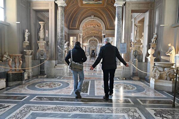 Vatikánské muzeum. - Sputnik Česká republika