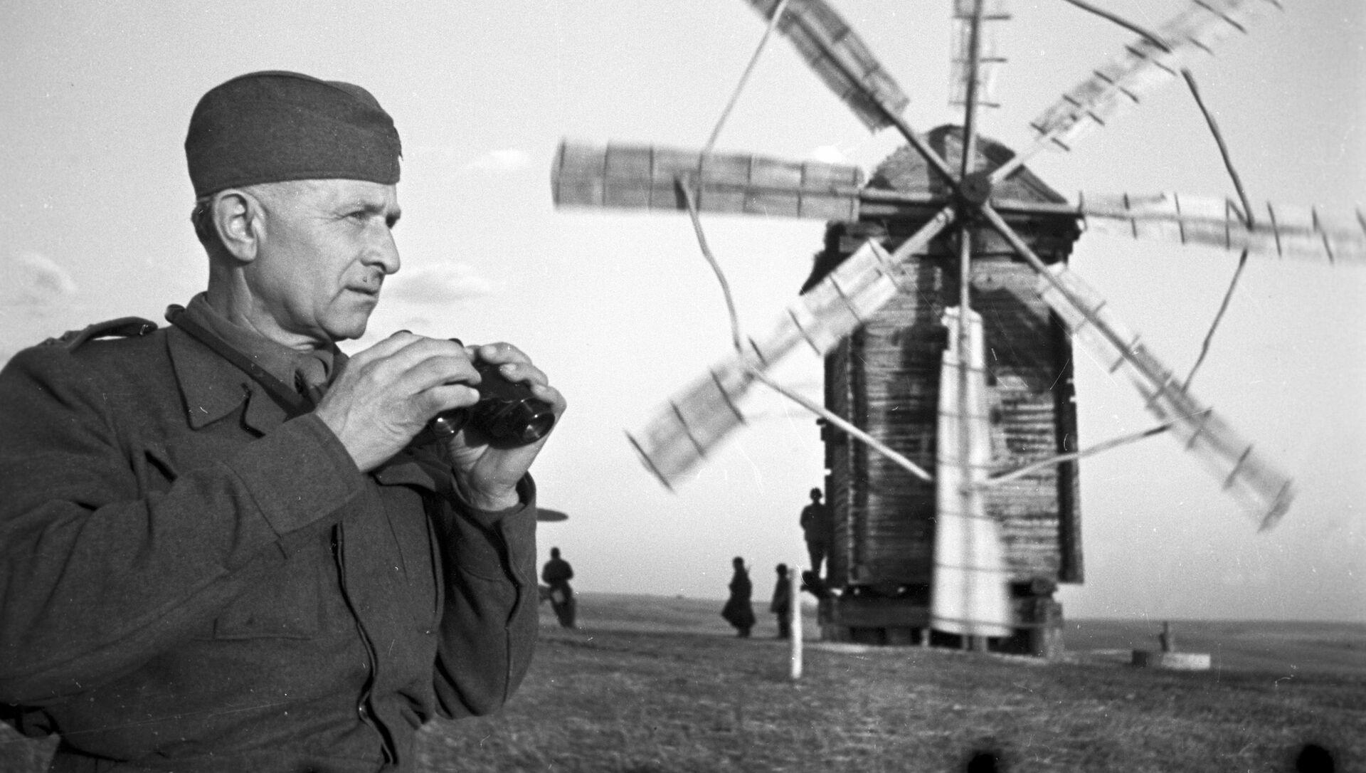 Generál Ludvík Svoboda - Sputnik Česká republika, 1920, 03.02.2021
