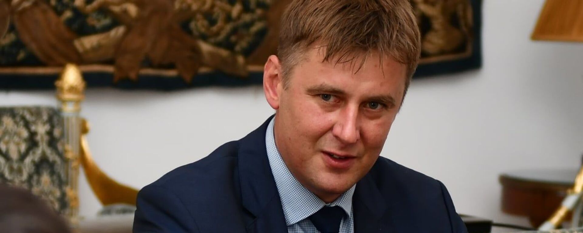 Ministr zahraničí a místopředseda ČSSD Tomáš Petříček - Sputnik Česká republika, 1920, 04.02.2021