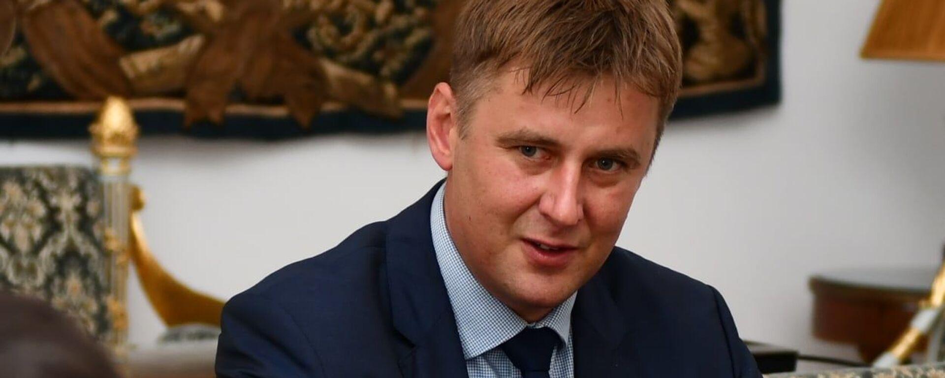 Bývalý ministr zahraničí Tomáš Petříček - Sputnik Česká republika, 1920, 16.06.2021