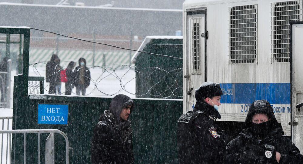 Speciální zadržovací středisko v Sacharově