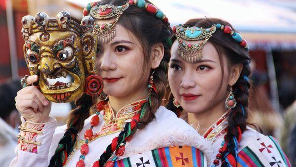 Tibet mimo dění covidu-19: Jak žijí Tibeťané uprostřed světové pandemie - Sputnik Česká republika
