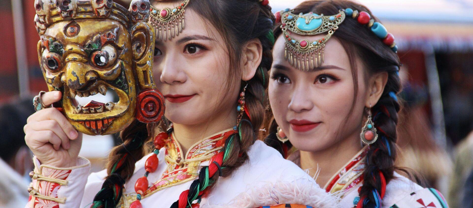 Tibet mimo dění covidu-19: Jak žijí Tibeťané uprostřed světové pandemie - Sputnik Česká republika, 1920, 09.02.2021