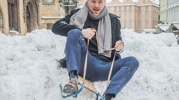 Zdeněk Hřib  - Sputnik Česká republika