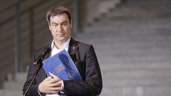 Markus Söder  - Sputnik Česká republika