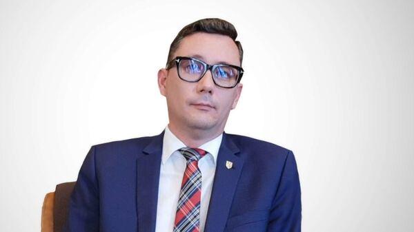 Mluvčí prezidenta republiky Jiří Ovčáček - Sputnik Česká republika