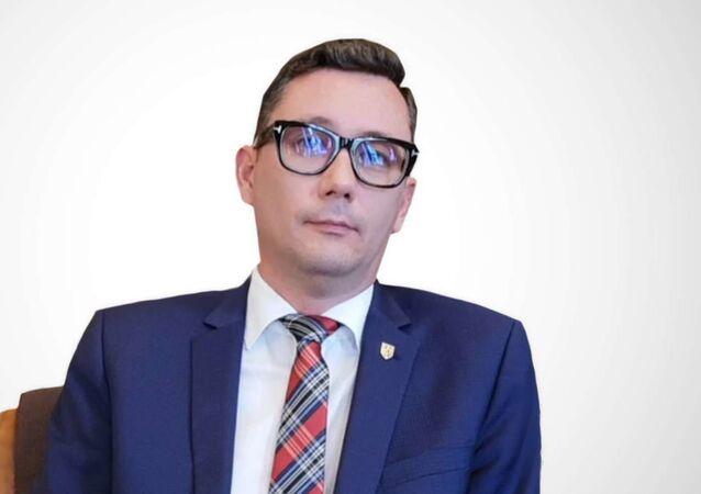 Mluvčí prezidenta republiky Jiří Ovčáček