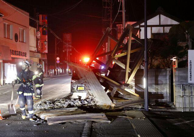 Následky zemětřesení v prefektuře Fukušima