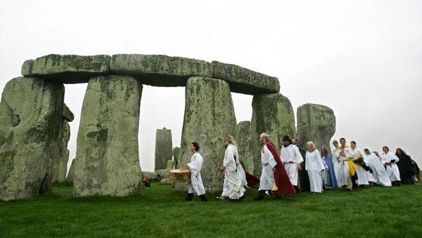 Stonehenge - Sputnik Česká republika