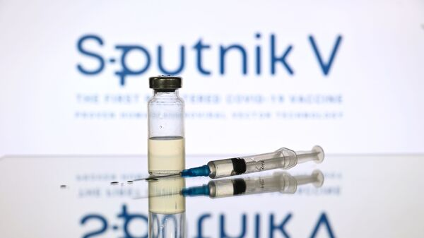 Ruská vakcína proti covidu-19 Sputnik V  - Sputnik Česká republika