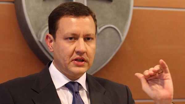 Daniel Lipšic - Sputnik Česká republika