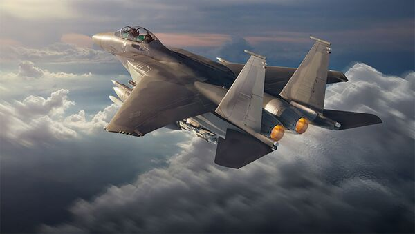 F-15EX - Sputnik Česká republika