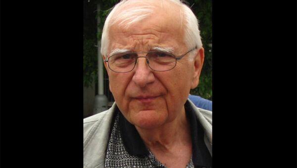 Novinář Otakar Černý - Sputnik Česká republika