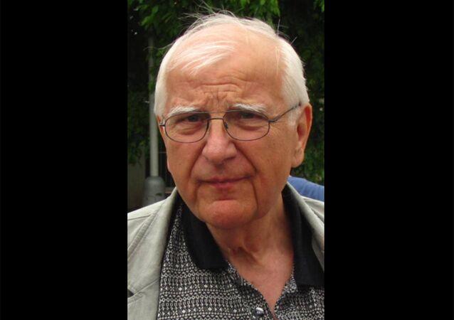 Novinář Otakar Černý