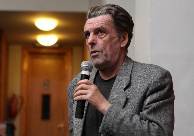 Český filozof Jan Sokol