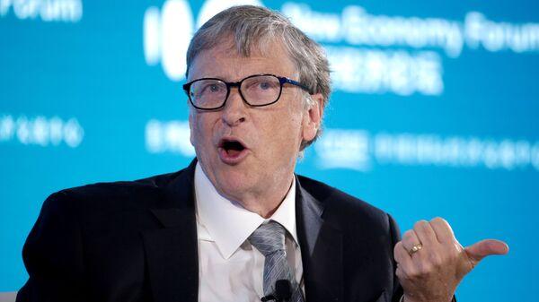 Bill Gates - Sputnik Česká republika