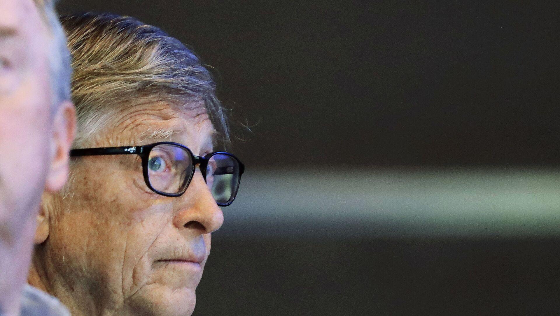 Bill Gates - Sputnik Česká republika, 1920, 17.02.2021