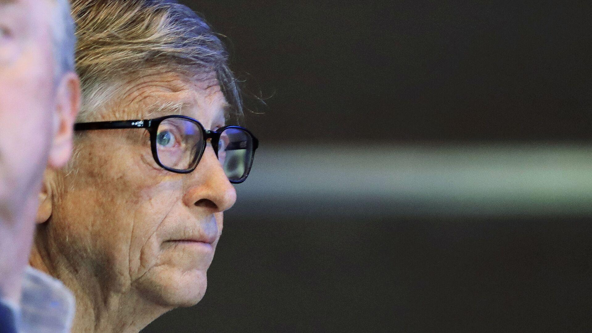 Bill Gates - Sputnik Česká republika, 1920, 14.09.2021