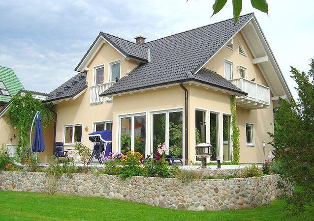 Rodinný dům v Bergfeldu, Německo