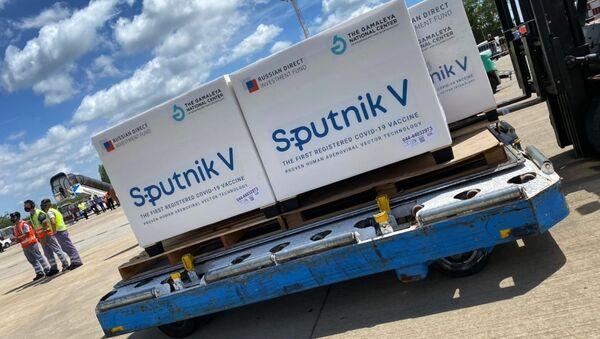Ruská vakcína Sputnik V dorazila do Buenos Aires. Ilustrační foto  - Sputnik Česká republika