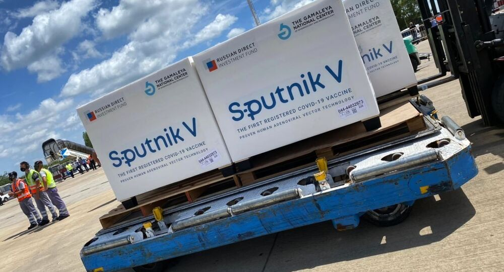 Ruská vakcína Sputnik V dorazila do Buenos Aires