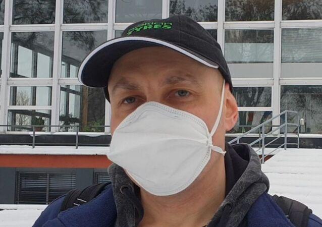 Pavel Cimbál, blogger, programátor a pedagog
